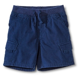 Target - Toddler Boys Poplin Cargo Short