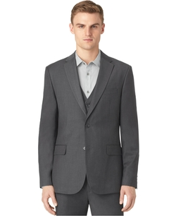 Calvin Klein - Granite Heather Jacket
