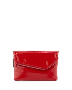Hobo -  Daria Patent Leather Crossbody Bag