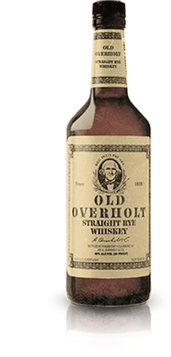The Olds - Old Overholt Straight Rye Whiskey