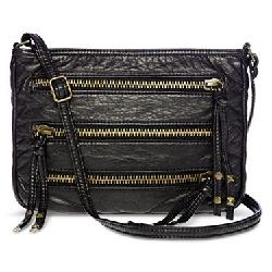 Arizona  - Triple-Zip Crossbody Bag