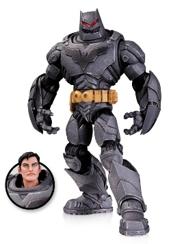 DC Collectibles - Thrasher Suit Batman Deluxe Figure By Greg Capullo