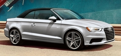 Audi - A3 Cabriolet Car