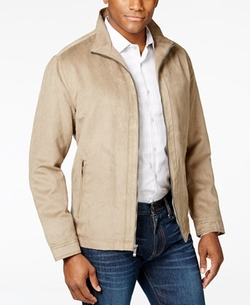 Weatherproof - Micro-Perforated Stand-Collar Jacket