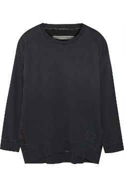 Raquel Allegra - Sun Fade Cotton Sweatshirt