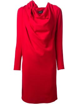 Lanvin  - Cowl Neck Dress