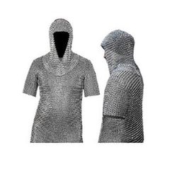 Warrior - Medieval Chain Mail Costume