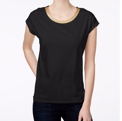 Michael Kors  - Embellished T-Shirt