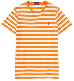 Polo Ralph Lauren - Striped Cotton Jersey T-Shirt