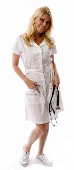 Dress A Med  - Designer Missy Fit Nurse Dress