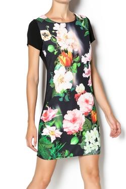Steezyer - Floral Shift Dress