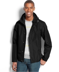 Michael Michael Kors - Bridgewater Hooded Waterproof Jacket