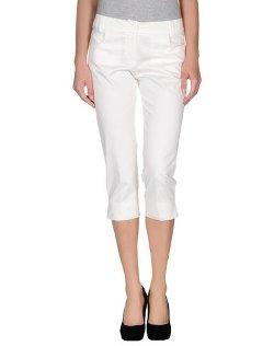 Pennyblack - Gabardine 3/4-Length Shorts