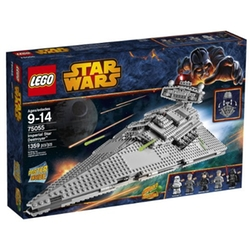 Lego - Imperial Star Destroyer Building Toy