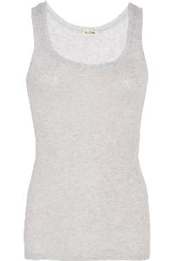 AMERICAN VINTAGE  - Massachusetts cotton-jersey tank