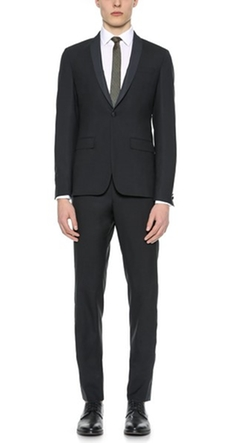 Mr. Start - Rivington Shawl Collar Dinner Jacket With Trousers