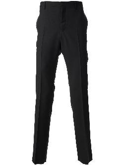 LANVIN  - straight leg trousers