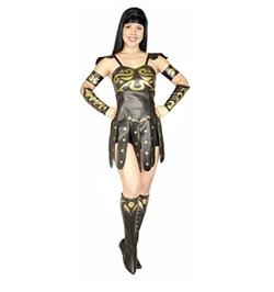 Funfill Costume Co - Warrior Princess Costume