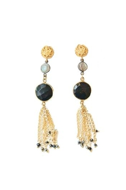 E. Shaw Jewels - Tassel Earrings