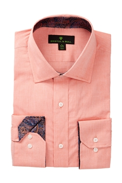 Bristol & Bull - Long Sleeve Dress Shirt
