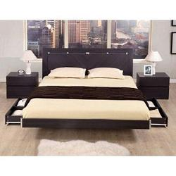 VIG Furniture  - Capri Wenge Platform East.King Storage Bed