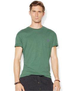 Polo Ralph Lauren  - Classic-Fit Jersey T-Shirt