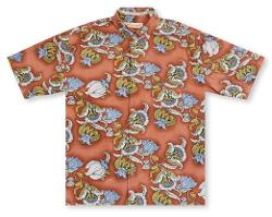 Tommy Bahama  - Hanauma Bay Hawaiian Shirt