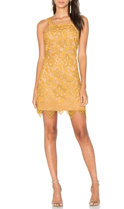 Wayf - Orleans Lace Mini Dress