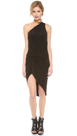 Riller & Fount  - Presley One Shoulder Mini Dress