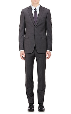 Z Zegna - Drop 8 Two-Button Suit
