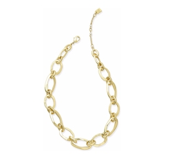Lauren Ralph Lauren - Large Oval Link Collar Necklace