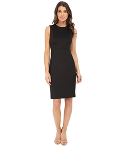Calvin Klein - Sleeveless Sheath Dress