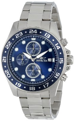 Invicta  - 15205 Pro Diver Chronograph Blue Dial Watch