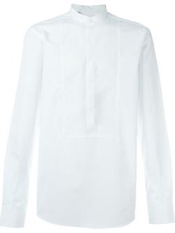 Dolce & Gabbana - Mandarin Collar Shirt