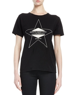 Saint Laurent - Paladium Graphic-Print T-Shirt