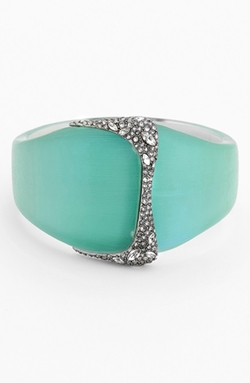 Alexis Bittar - Encrusted Hinged Bangle
