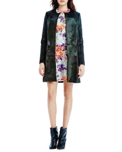 Raoul - Calf-Hair Midi Jacket