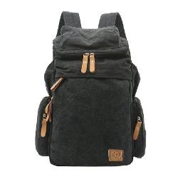 ManJH - Canvas Hiking Backpack