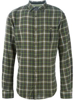 Armani Jeans  - Plaid Shirt