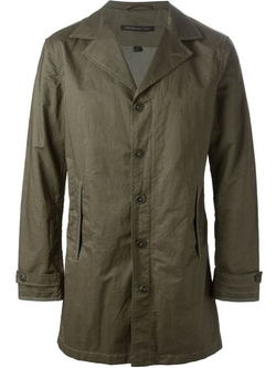 John Varvatos - Single Breasted Coat