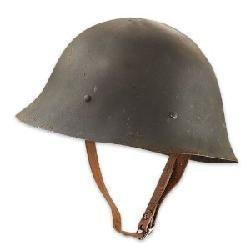 Schrek - U.S. G.I. Surplus Steel Helmet