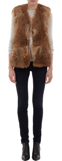 Ashley B - Fur Vest