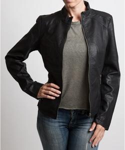 Bungalow 20 - Vegan Leather Jacket