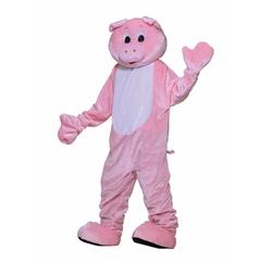 Oriental Trading - Pig Mascot Adult Costume