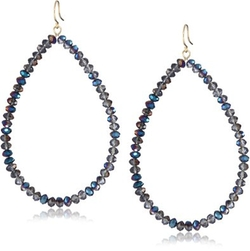 Yochi  - Glass Bead Earrings
