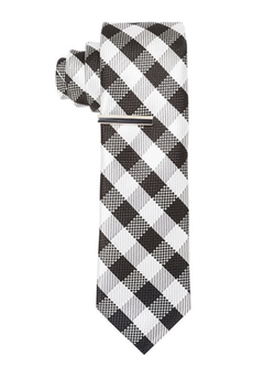 Perry Ellis - Chambers Check Tie