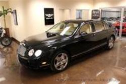 Bentley - 2008 Continental Flying Spur Sedan Car