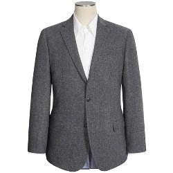 Greg Norman  - Herringbone Sport Coat