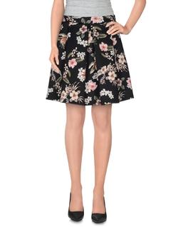 Fly Girl  - Floral Mini Skirt