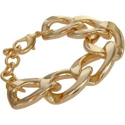 Kenneth Jay Lane  - Oversize Curb Link Bracelet